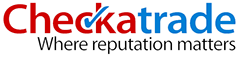 a picture of a checkatrade logo